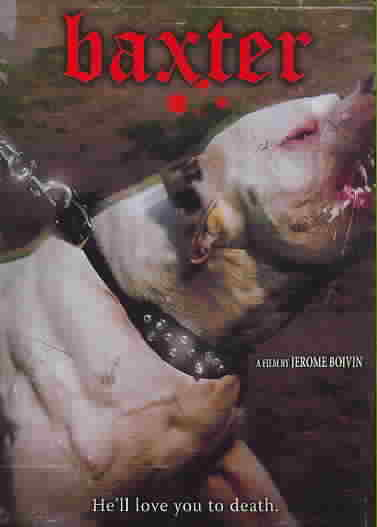 BAXTER BY DELAMARE,LISA (DVD)